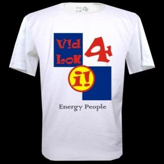1 Camisa Masculina Gg Malha Vida Louca - Loja Stocklar