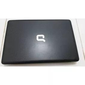 Carcaça Trazeira Da Tela Do Note Compaq Presario Cq42 Usada