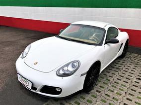 Porsche Cayman 2.9 Automático, Baixa Km, Carro Maravilhoso!