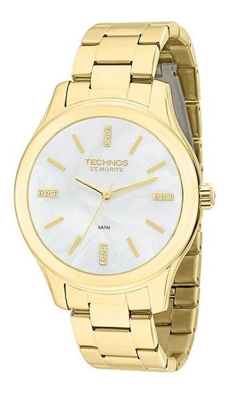 Relógio Technos Feminino Elegance St.moritz 2035lwl/4x.