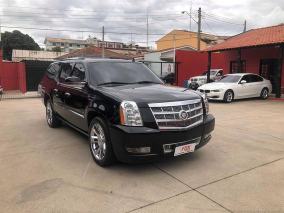 Cadillac Escalade 6.2 Plantinum Awd V8 Flex 4p Automatico