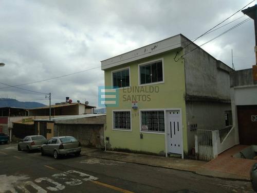Imagem 1 de 15 de Edinaldo Santos - Bairro De Lourdes, Casa De 4/4 + Casa De 2/4 E Lote 296m2 - 953