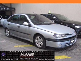 Renault Laguna Rxt 3.0 V6 24v Abcp Abs Cuero