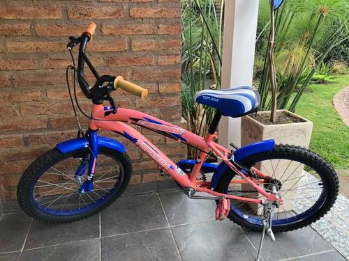 Bicicleta Topmega- Crossboy, Rodado18