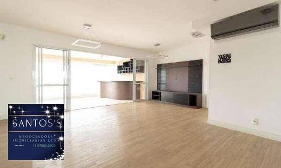 Apartamento À Venda, 160 M² Por R$ 1.350.000,00 - Jardim Dom Bosco - São Paulo/sp - Ap1225