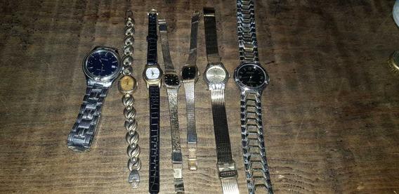 Relojes Para Dama Vitage Citizen Casio Q&q Rado Timex Etc