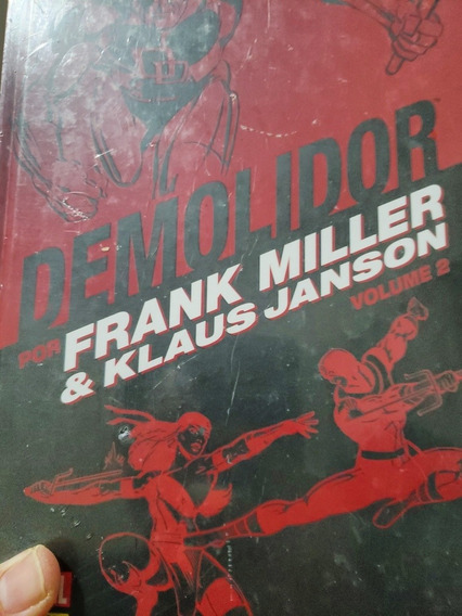 Hq Demolidor Volume 2