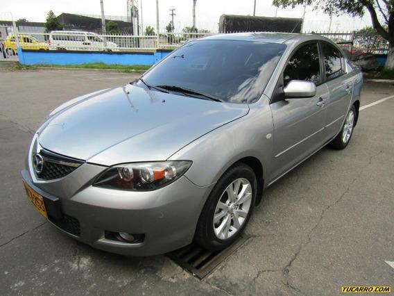 Mazda 3 Mazda 3 Sedan