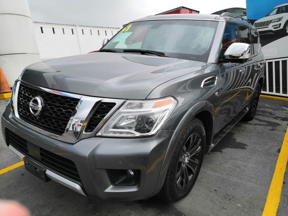 Nissan Armada Exclusive 2017
