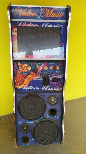 Imagem 1 de 1 de Vendo Essa Máquina De Música (usado!!!)
