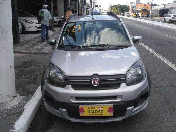 Fiat Uno Evo Way 2017 Completo Zero