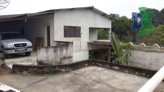 Chácara Com 3 Dormitórios À Venda, 1540 M² Por R$ 250.000 - Veraneio Irajá - Jacareí/sp - Ch0004