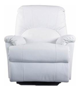 Silla Reclinable Gemona 1 Puesto Blanca