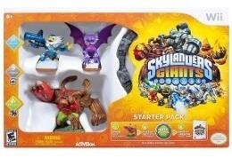 Skylanders: Giants Starter Pack Wii Nuevo Sellado