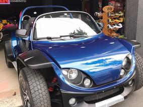 Super Buggy 1.6 Flex Completo 0km Pronta Entrega Azul
