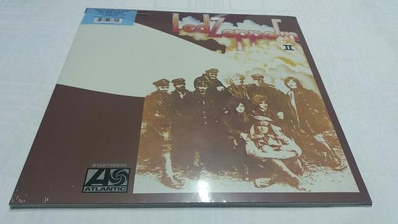 Lp Led Zeppelin Ii Remaster 180g Lacrado