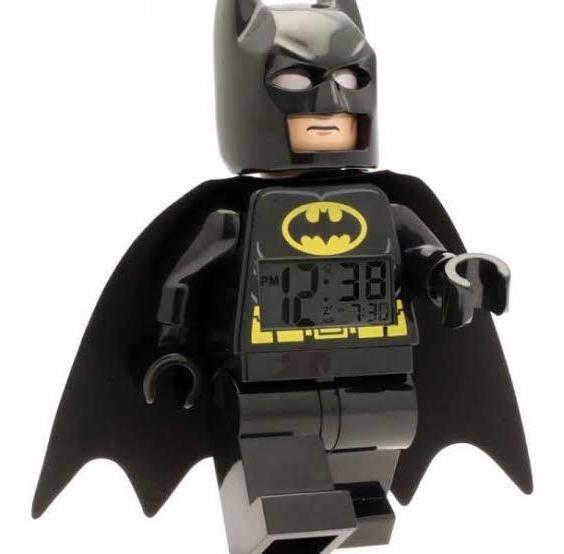 Reloj Despertador (digital)Lego Batman