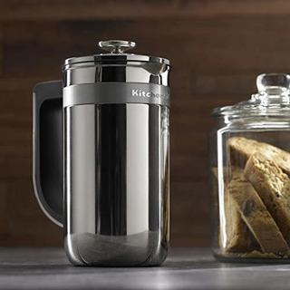 Kitchenaid Kcm0512ss Prensa De Precisión Cafetera Acero Inox