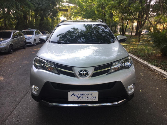 Toyota Rav4 2.0 4x4 Aut. Top Com Teto 54 Mkm 2015