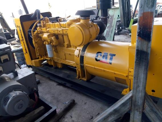 Generador Planta De Luz Caterpillar 150 Kw Motor 6 Cil.