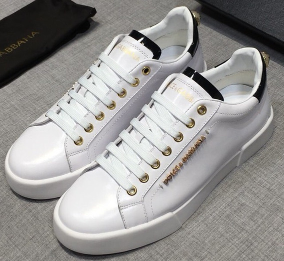 Zapatillas Dolce & Gabbana Triple White 38 A 44