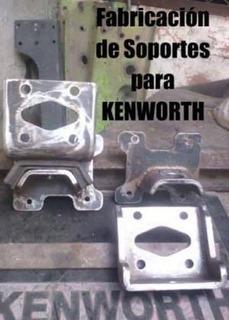 Fabricacion De Soportes Para Kenworth