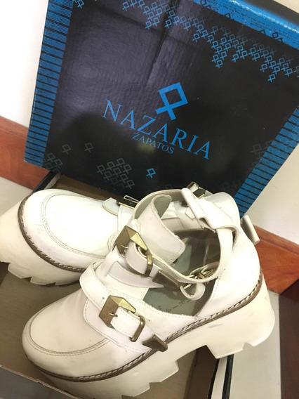 Plataformas Blancas Nazaria
