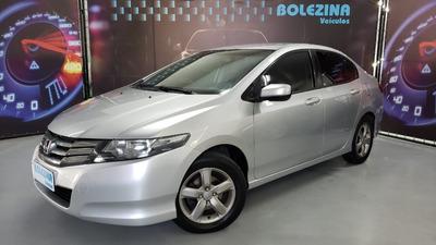 Honda - City 1.5 Lx 2010