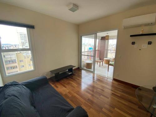 Imagem 1 de 15 de 2 Dormitórios - Terraço - 1 Vaga - 1 Quadra Do Metrô Mal. Deodoro - Pd1843