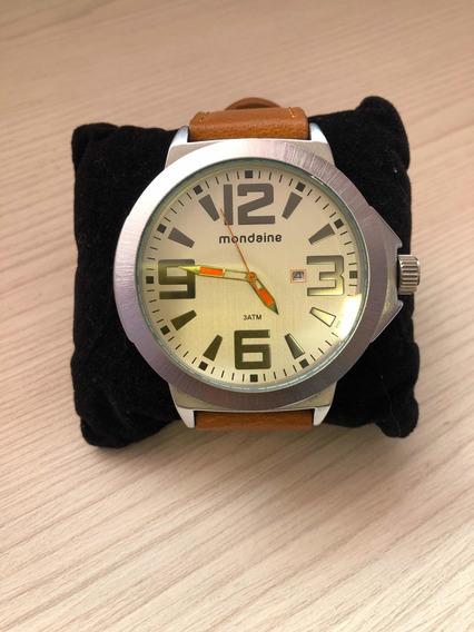 Relógio Mondaine - Uso De 1 Ano