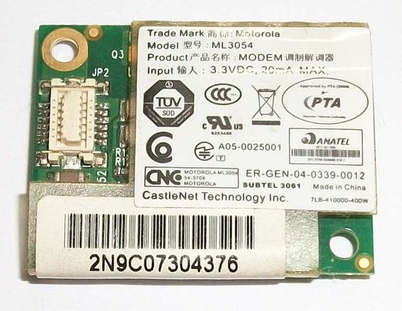 Modem Card Board Hi-grade Va250p - 71-40330-01 - Ml3054