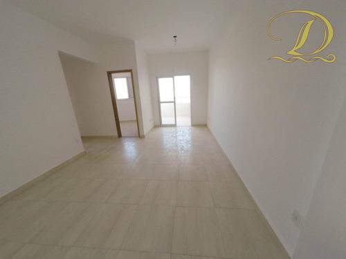 Imagem 1 de 30 de Apartamento Novo De 2 Quartos Com Lazer E Sacada À Venda No Forte, Aceita Financiamento Bancário!!! - Ap3484
