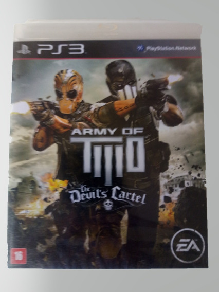 Army Of Two -the Devil