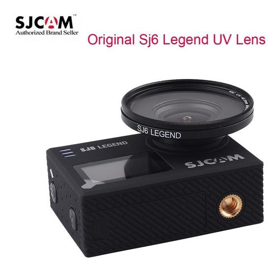 Lente Original Ultra Violeta Uv 40.5mm Sjcam Sj6 Legend 4k