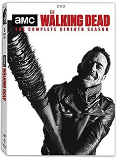 Set De Caja Dvd The Walking Dead Season 7