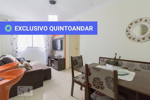 Apartamento No 5º Andar Com 2 Dormitórios E 1 Garagem - Id: 892991272 - 291272