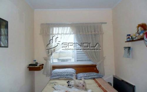 Apartamento Com 1 Dormitório À Venda, 59 M² Por R$ 155.000,00 - Vila Caiçara - Praia Grande/sp - Ap0343