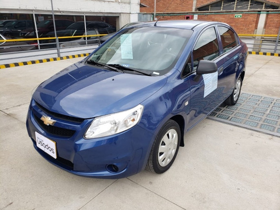 Chevrolet Sail Ls 1.4 2016 Iwn611
