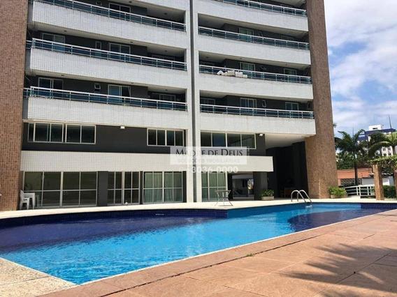 Apartamento Com 3 Suítes, 3 Vagas E Lazer Completo - Ap3286