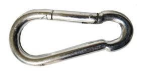 Bandola Acero Forma De 8 14 Cm Con 10 Piezas Snap Hook Obi