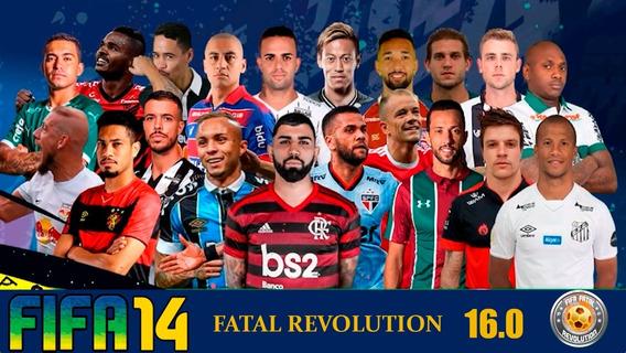 Fifa 14 Patch Fatal Evolution 16.2 Junho 2020