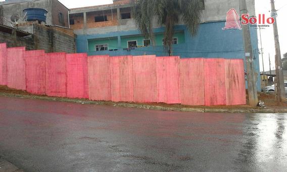 Ótimo Terreno De Esquina Com 150m² - Cidade Soberana - Guarulhos/sp - Te0015