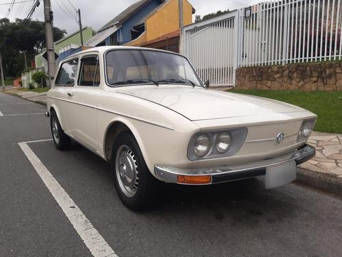Volkswagen Variant 1972