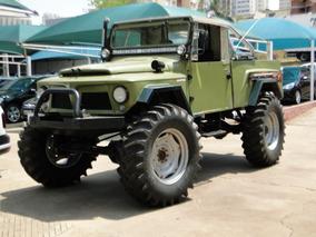Jeep Ford F-85 4x4 (cachorro Louco) - Preparada Para Trilha
