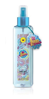 Body Mist Splash Soy Luna De 236 Ml Like X 15 Unidades