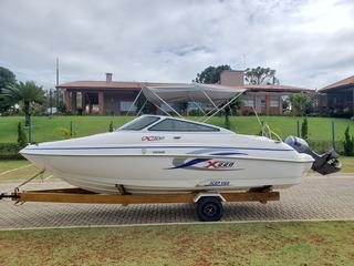 Lancha Focker 220 Xtreme ( Ñ Ventura Ñ Fs Yachts )