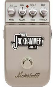 Pedal Guitarra Marshall Jackhammer Jh1 Distorção