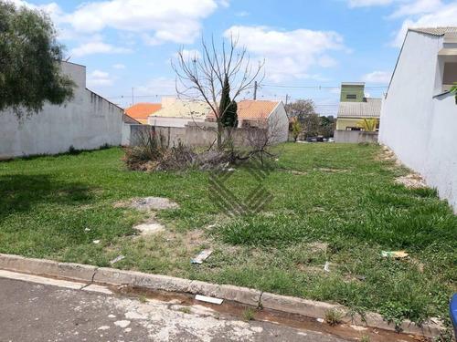 Terreno À Venda, 132 M² Por R$ 125.000,00 - Jardim Residencial Villa Amato - Sorocaba/sp - Te5574