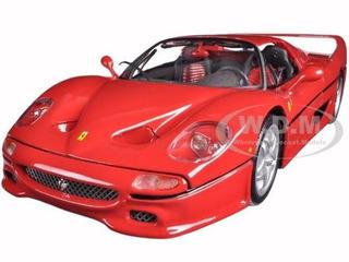 Autos A Escala 1:18 Ferrari F50 (close Top)