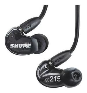 Auricular Intraural Shure Se215-k